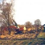1996- Déboisement illégal ancien bras du Rhin à Village-Neuf