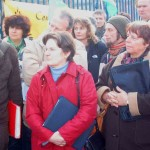 Mars 2004 : Sauvons les abeilles... Non au gaucho !