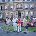 Septembre 2003 : Le préfet reçoit le Collectif et Alsace Nature...