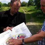 Iles du Rhin : un mosaïque naturelle à la place du maïs !